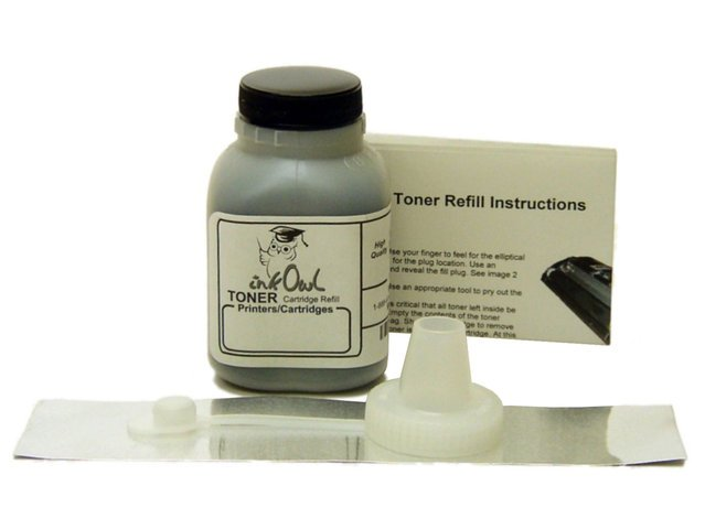 1 Laser Toner Refill for BROTHER TN-630, TN-660, and others