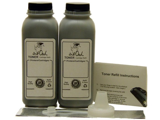2 Laser Toner Refills for use in CANON FX-4